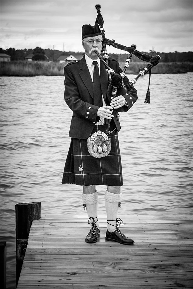 bagpiper for hire ct